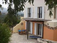 "Our holiday home ""Christina & Thomas"" has 3 holiday apartments: Festos, Dionysos, and Aphrodite."