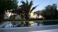 Das Ferienhaus mit sonniger Gartenanlage und 3 Schlafzimmern bietet Platz für 7 Personen!