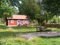 K�rsb�rsstugan in der wundersch�nen Gemeinde Vimmerby in Sm�land / Schweden
