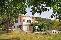 Ferienvilla in der Toskana außerhalb Castellina Marittima mit kleinem Pool zu vermieten.