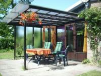 Bungalow für 6-7 Pers., 1200 m² eingezäunt. Grundstück, kostenlose Extra: z.B.Internet-Flat,Wlan