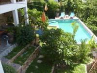 Luxus-Ferienapartment in Koh Samui mit  Meerblick und Swimming-Pool im tropischen Garten, Thailand!
