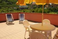 Ferienwohnung mit Pool in Chiusanico (Gazzelli), Verkehrsberuhigte Lage, Panoramablick