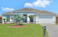 Ferienvilla in Cape Coral, Florida mit Westlage, was wundersch�ne Sonnenunterg�nge garantiert!