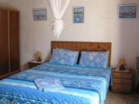 Ferienwohnung in Agia Marina auf der Insel Ägina, Griechenland mit Balkon und Meerblick zu vermieten