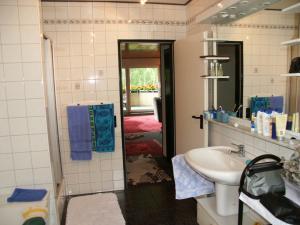Durchblick Bad - Wohnzimmer