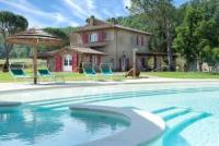 Deluxe Landhaus - Ferienhaus für 18 Personen in der Toskana mit fantastischem Pool
