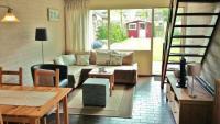 Das Reiheneckhaus mit sonnigem Garten und Terrasse bietet Platz für 4 Personen.