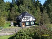 Ferienhaus in Auerbach im Erzgebirge am Wald, mit 160 m� Wohnfl�che eingerichtet im Landhausstil