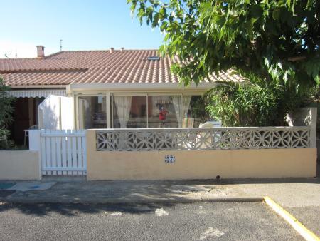Ferienhaus in Gruissan