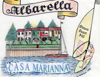 Ferienhaus in Rosolina/Isola Albarella