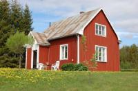 Ferienhaus in Schwedisch Lappland  -  Komfort-Stuga mitten im Bärenland unweit des Aha-Sees