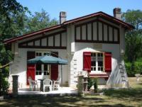 Ferienhaus an der Côte d'Argent bei Mimizan in Südwest-Frankreich, Aquitanien