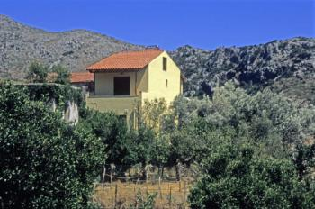 Ferienhaus in Paleochora