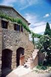 Preiswerte Ferienwohnung in gut ausgestattetem toskanischem Bauernhaus in Cinigiano in der Toskana