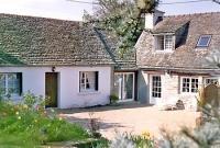 Typisches bretonisches Haus, rustikal, mit großem Garten, für 7 Personen (max. 8, auf Anfrage).