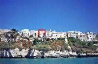 Ferienhaus in Vieste - Gargano - Apulien - Süditalien mit Super-Meeresblick zu vermieten