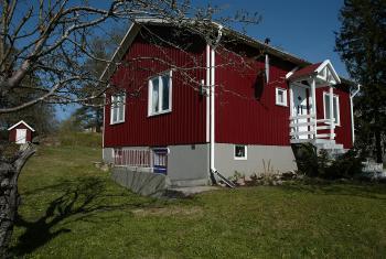 Ferienhaus in Fagerhult / Småland