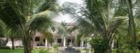 Villa Palmpark, oberer Teil der Villa, am Strand gelegen für 2-6 Personen , schöne Veranda,