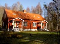Ferienwohnung in Filipstad - Bosjön - Värmland - Schweden mitten im Wald ( Seenähe) zu vermieten