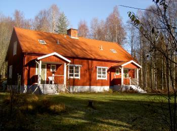 ferienwohnung in filipstad bosj n v rmland schweden mitten im wald seen he zu vermieten. Black Bedroom Furniture Sets. Home Design Ideas