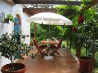 In Buici bei Porec befindet unsere charmante Atelierwohnung - sehr originell eingerichtet.