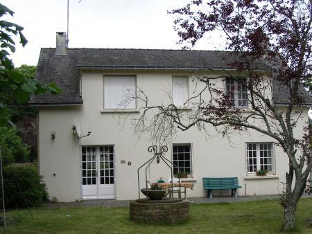 Ferienhaus in Camoël