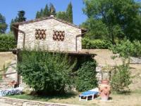 Ferienhaus in der Toskana bei Greve in Chianti - ein Naturparadies mit Pool und großem Garten