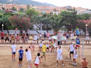 Volleyball & Boccia
