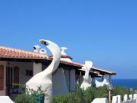 Diese Ferienhäuser Sa Fiorida bieten 6 Betten, Garten und liegen nur 200-400 m vom Meer