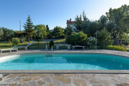 Ferienhaus in Montenero d'Orcia - 58033 Castel del Piano