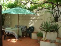 Casa Santa Luzia für 6 Personen an der Algarve mit 3 Schlafzimmern und Atrium