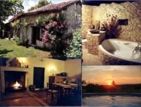 Romantisches Naturstein-Ferienhaus in der Nähe von Varaignes im Perigord zu vermieten