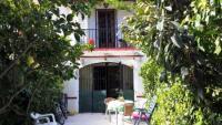Ferienhaus in Elviria - Las Chapas der Nähe von Marbella mit Balkon und Garten zu vermieten