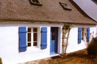 Ca. 250 Jahre altes bretonisches Bruchsteinhaus mit einer Wohnfläche von 70m² für  5 Personen