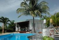 Private Holiday home in a tropical garden with Pool and panoramic sea view over Fort Royal