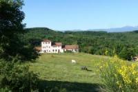 Luxuriös gestaltetes Ferienhaus mit grosser Terrasse, für 4-5 Personen.