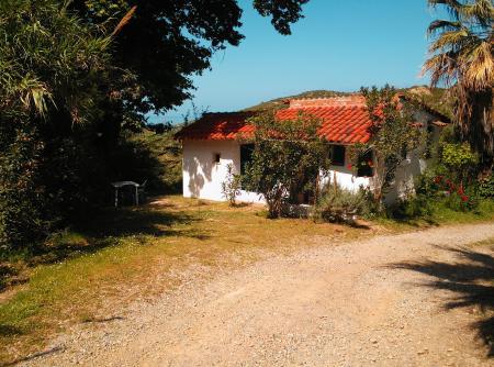 Ferienhaus in Tholo / Zacharo