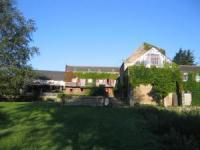 Die FeWo Calot für 6 Pers. in der Wassermühle von Kerellec in ruhiger Natur und 2 km vom Badestrand