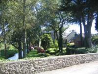 Die FeWo SIECK  für 6 Pers. in der Wassermühle von Kerellec in ruhiger Natur und 2 km vom Badestrand