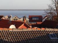 Wunderschöne Dachgeschosswohnung mit Blick auf Bodden und die Halbinsel Fischland-Darss