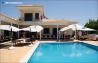 Ferienhaus mit Pool an der Costa Azul in Cajados - Palmela südlich Lissabon, Portugal zu vermieten