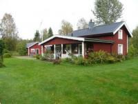Wunderschönes Ferienhaus Trolltorpet nahe Hällefors direkt am Wasser mit Sauna, Boot und Kanu