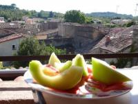 Das Ferienhaus liegt im Zentrum von Montagnac in Südfrankreich und bietet Platz für 4 Personen.