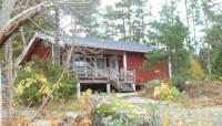 Ferienhaus Orre für max. 6 Personen mit großer Terrasse nahe am Wasser