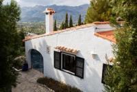 Ferienhaus mit großem Garten nahe Denia an der Costa Blanca, oberhalb Orba, Spanien zu vermieten!