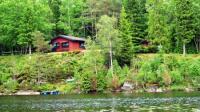 """Ferienhaus """"Torstane"""" in Färgelanda, Schweden / Dalsland für max. 6 Personen"""
