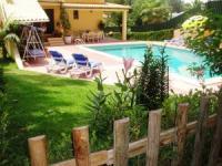 Ferienwohnung f�r max. 3 Personen,mit gro�em Pool, Strandn�he bei Lissabon zu vermieten