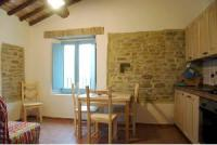 Typische italienische Ferienwohnung im Landhaus