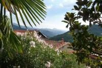 Holiday home with a terrace for up to 3 persons in Calderara with a wide view to the Albenga valley